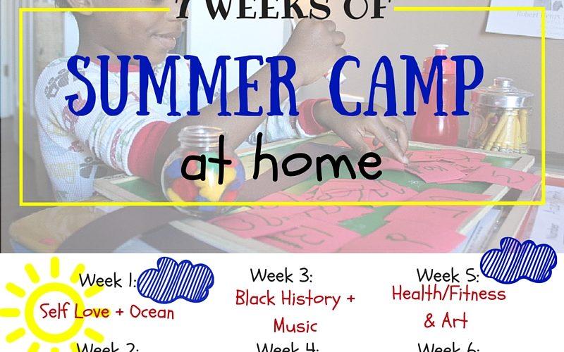 7 Weeks of Summer Camp at Home   AprilNoelle.com