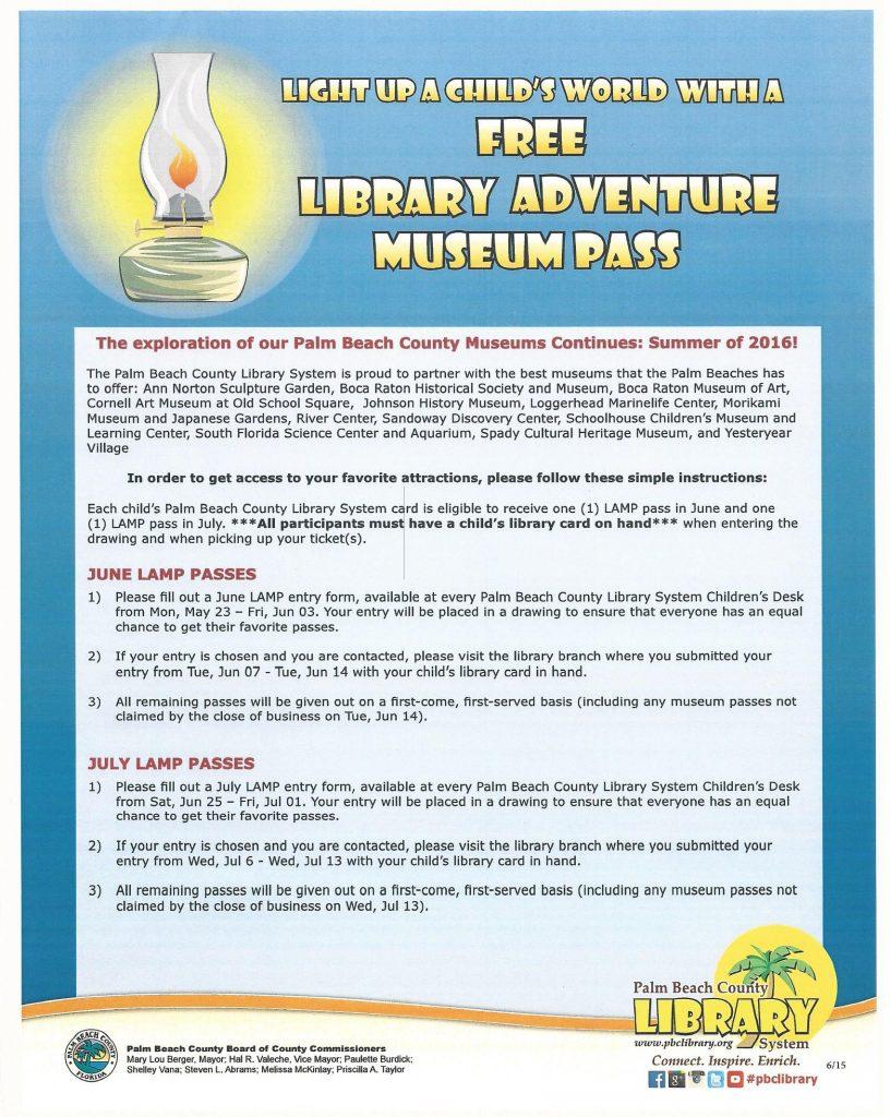 LAMP Info