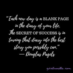Each New Day... ~ Douglas Pagels | AprilNoelle.com