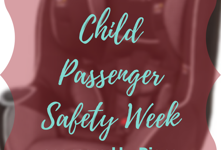 Honoring Child Safety Week sponsored by Diono   AprilNoelle.com
