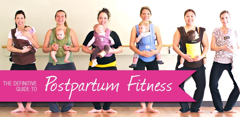 Definitive Guide to Postpartum Fitness | AprilNoelle.com