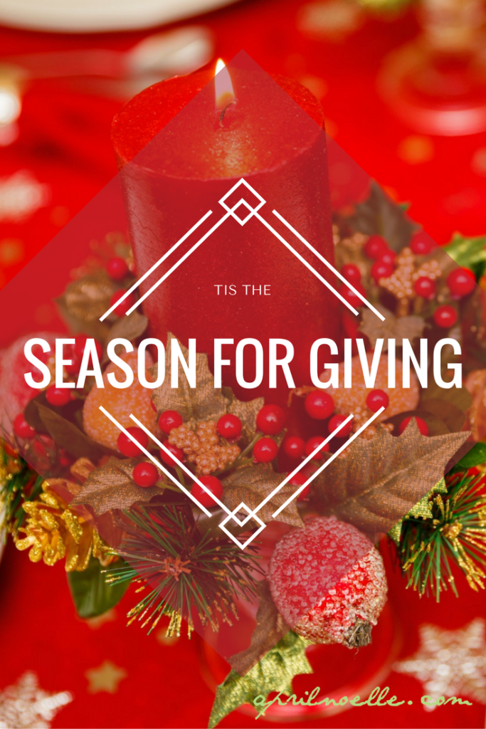 Fulfilling My Heart with the Gift of Christmas Dinner | AprilNoelle.com