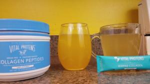 After Vital Proteins | AprilNoelle.com