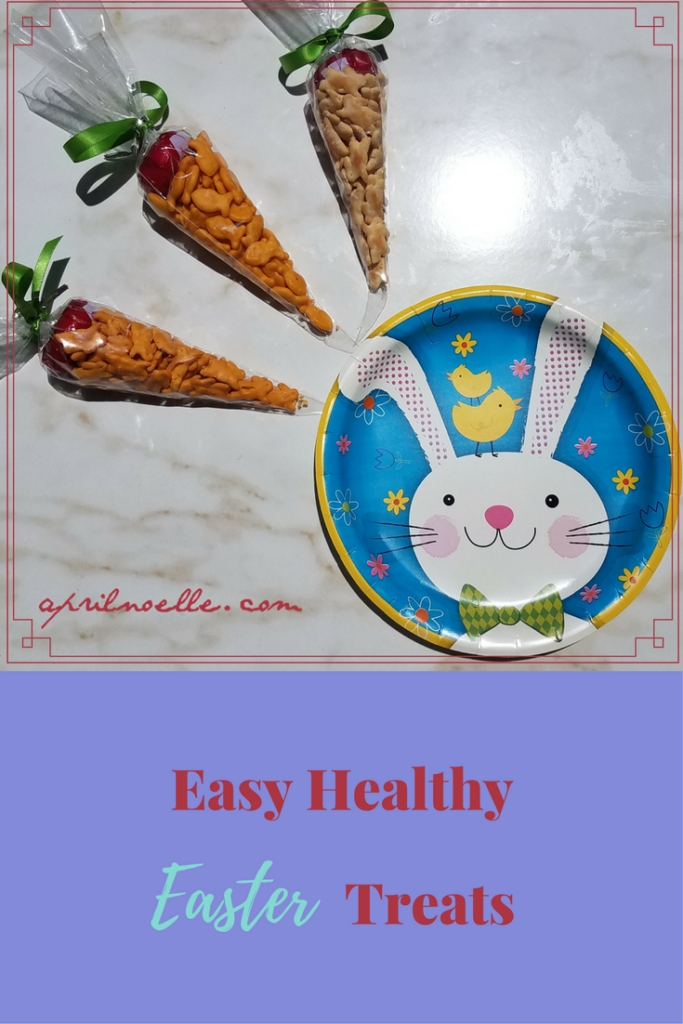 Easy Healthy Easter Treat   AprilNoelle.com