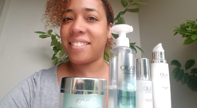 #Olay28Day Results | AprilNoelle.com